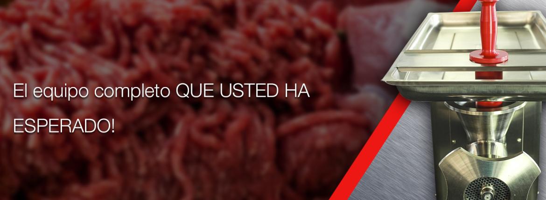 Molino de Carne Industrial para Carniceria | Corporación Boia Domenico