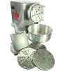Ralladores para Queso Boia 18 Con discos en acero inoxidable  - Corporación Boia Domenico